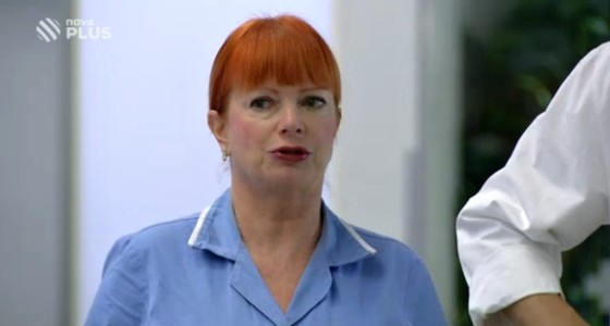 Babeta Trefná zase kuje v nemocnici pikle.
