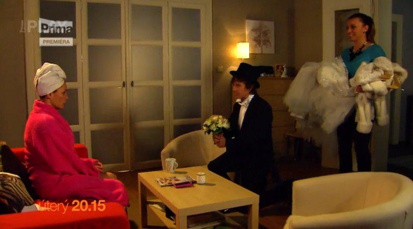Seriál Svatby v Benátkách 2015